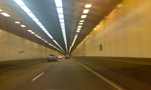 Harbour Tunnel Sydney