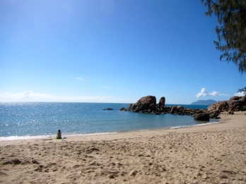 Horseshoe Bay Beach, Bowen