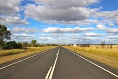 Shots from the roadside, Australia