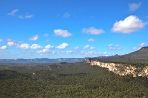 View from Boolimba Bluff