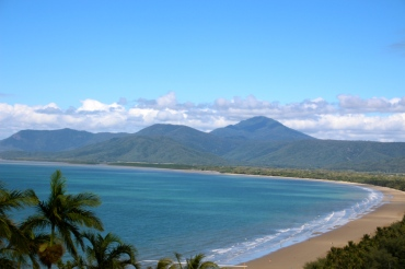 Port Douglas, View of Four Mile Beach