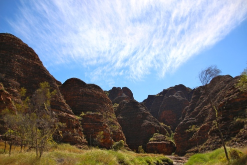 Wouldn't want to be anywhere else! Bungle Bungles