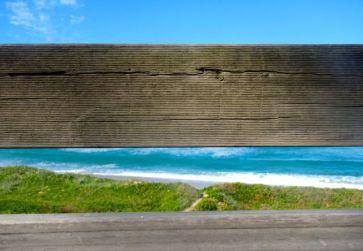 Ocean Glimpse, Near Coffs Harbour