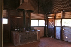 Imagine cooking here in the 1900's