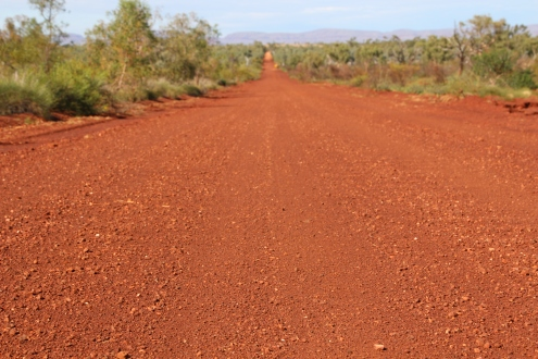 Road to Millstream