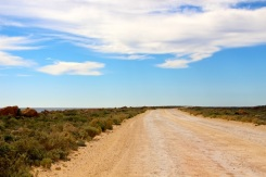Road to Quobba Station