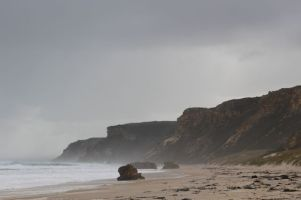 Salmon Beach, D'Entrecasteaux NP