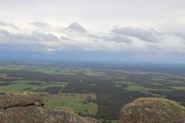 View from Nancy Peak in Porongurup NP