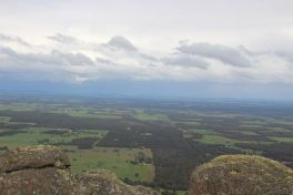 View from Nancy Peak in Porongurup NP