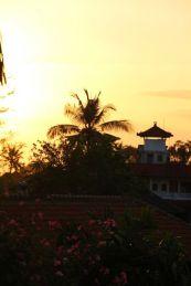 Last sunset in Bali