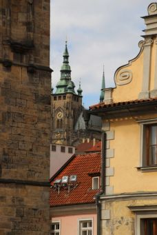 Views from Charles Bridge