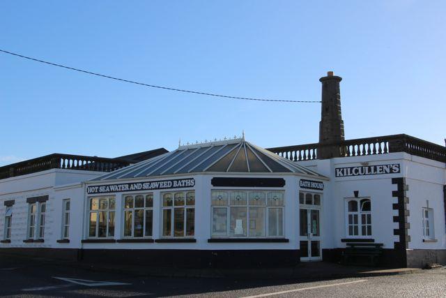 Kilcullen's Seaweed Baths Enniscrone