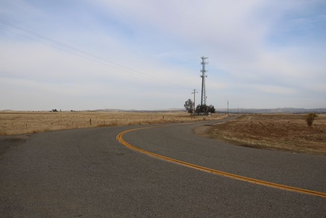 Empty roads & open spaces, perfect for roadtrips
