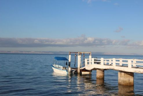 Heading out for another day on the water, La Paz