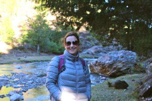 I'm a happy hiker