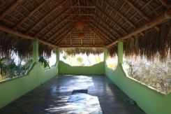 Early morning yoga La Ventana
