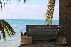 Lazy afternoons, and fresh BBQ fish, Caye Caulker