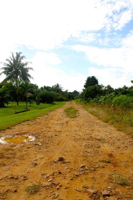 Village streets