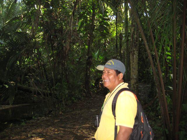 Julian Chan, great guide!