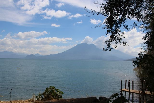 Lake Atitlán from San Marcos