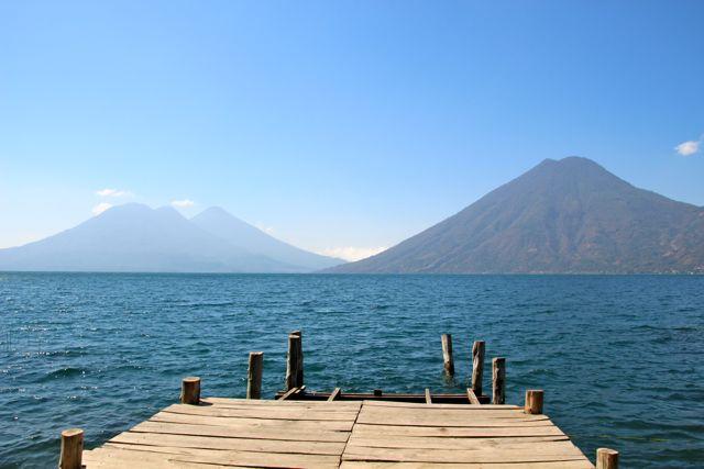 Dock at San Marcos
