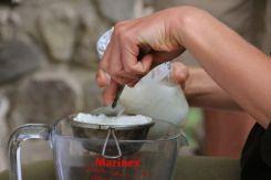 Separating the Keifer Grains