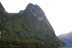 Commander Peak, over 1km high