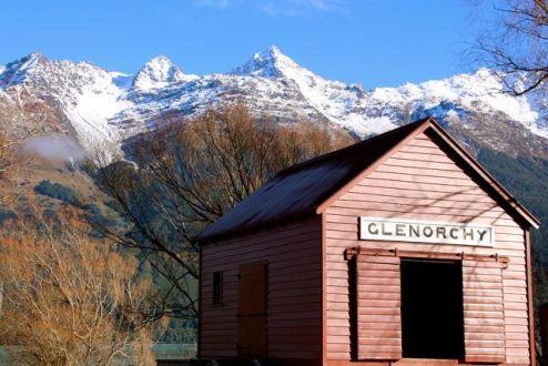 Glenorchy Boat House
