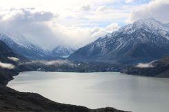 Looking to Tasman Glacier