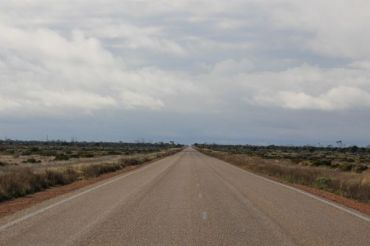 Driving Nullarbor Plains