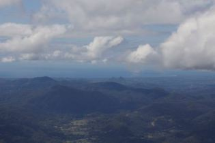 Summit views, Mt Warning