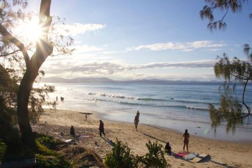 Wattegos Beach, Byron Bay