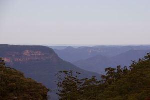 Blue Mountains......views