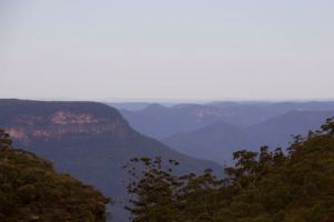 Blue Mountains......views