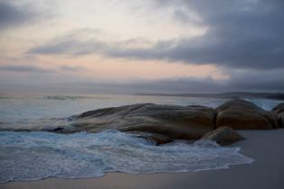 Pre dawn stillness