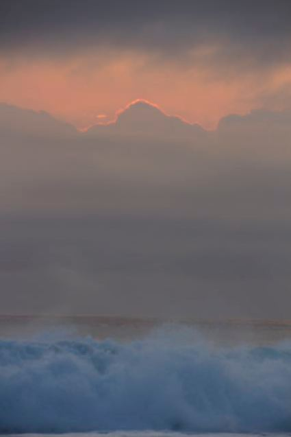 Concealed sunrise