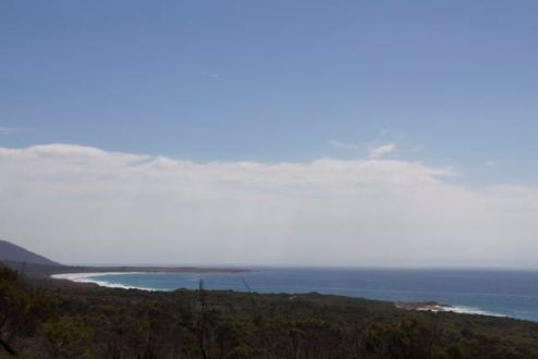 Views of Friendly Beaches from the Lookout, Freycinet National Park
