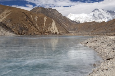 Gokyo at almost 5000m